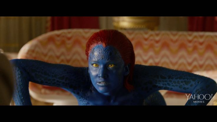 "#JenniferLawrence in #XMEN: DAYS OF FUTURE PAST - Official ""Collateral Damage"" Movie Clip #2 ..."