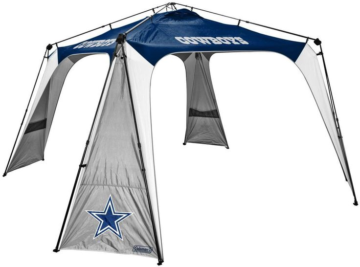 New York Giants 14 X 14 Canopy Tent Shelter Tailgate Shelter - Coleman  sc 1 st  Pinterest & 21 best JAMu0027s Tailgating Dreams images on Pinterest   American ...