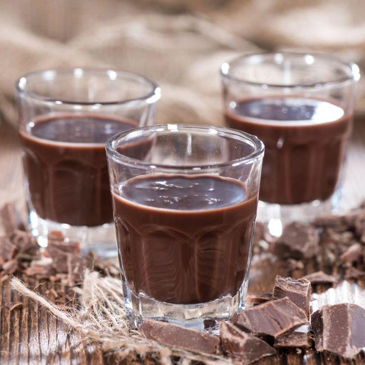Boisson Chocolat Irlandais -Bevanda Irish Coffee - Bebida Chocolate Irlandés