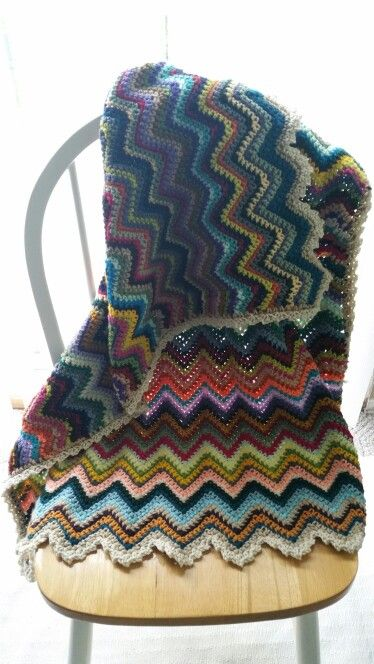 Margo's blanket pic#2