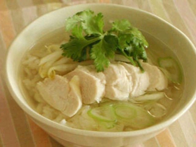 夜食にさらっと食べたいですね! - 27件のもぐもぐ - やわらか鶏ささみの雑穀スープごはん by 食の楽しさ無限大! FOOZA
