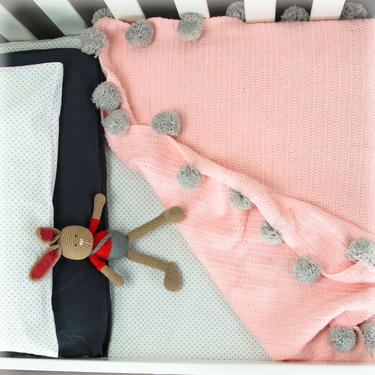 We'd want to sleep in all day too with these snugly cozy blankets