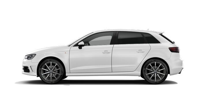 The Audi Configurator - Exterior