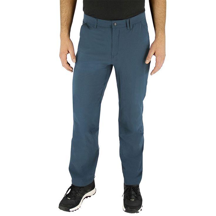 Men's Adidas Flex Hiking Pants, Size: 36, Med Green