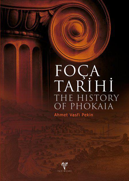 """Foça'nın 5 bin yıllık tarihi kitaplaştı:Foça'nın 5 bin yıllık tarihi, Ahmet Vasfi Pekin imzasıyla """"Foça Tarihi"""" adıyla kitaplaştırıldı.  UNESCO'nun Dünya Kültür Mirası Geçici Listesi'nde yer alan Foça; İyon, Bizans, Ceneviz ve Osmanlı dönemlerine ait izler taşıyor. Başta, Foça Belediyesi olmak üzere birçok kurum ve eserin arşivlerinin araştırılmasıyla derlenen eser, toplam 168 sayfadan oluşuyor ve Foça tarihiyle ilgili 50 adet fotoğrafı içeriyor."""