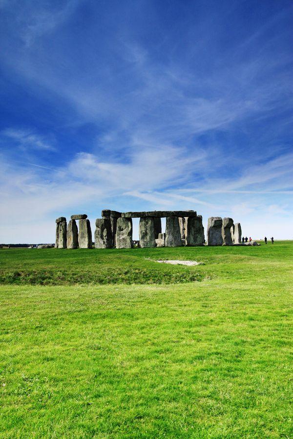 Stonehenge in Salisbury, England