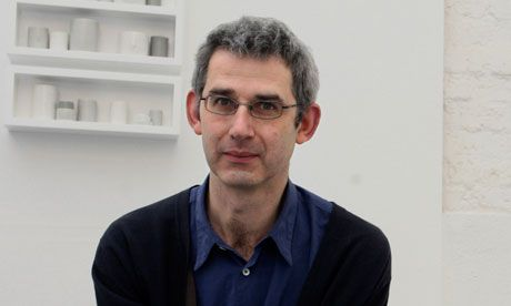 Edmund de Waal, award-winning ceramicist and author of The Hare With The Amber Eyes