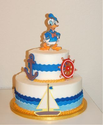 Duck Cake Decorations Uk : 1000+ ideas about Donald Duck Cake on Pinterest Duck ...