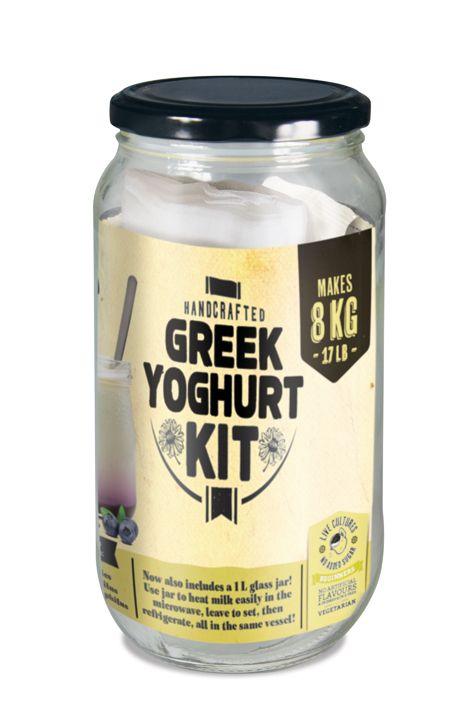 Mad Millie's Greek Yoghurt Kit