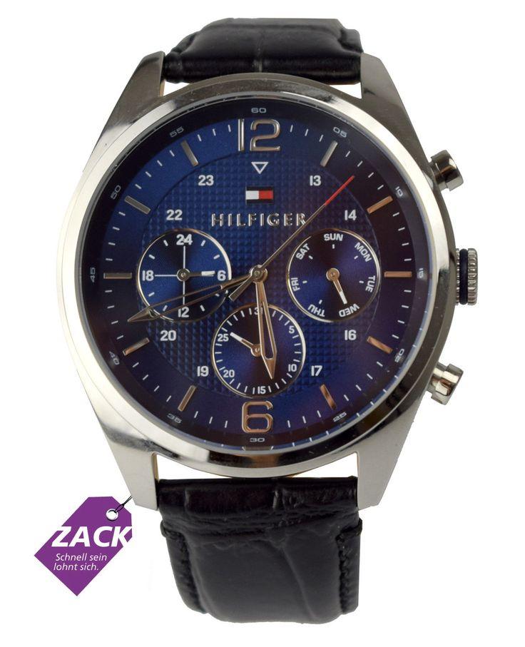 Ebay Herrenuhren Tommy Hilfiger Watches Herren Armband Uhr Edelstahl Silber Leder Schwarz 1791182: EUR 129,00 Angebotsende:…%#Quickberater%