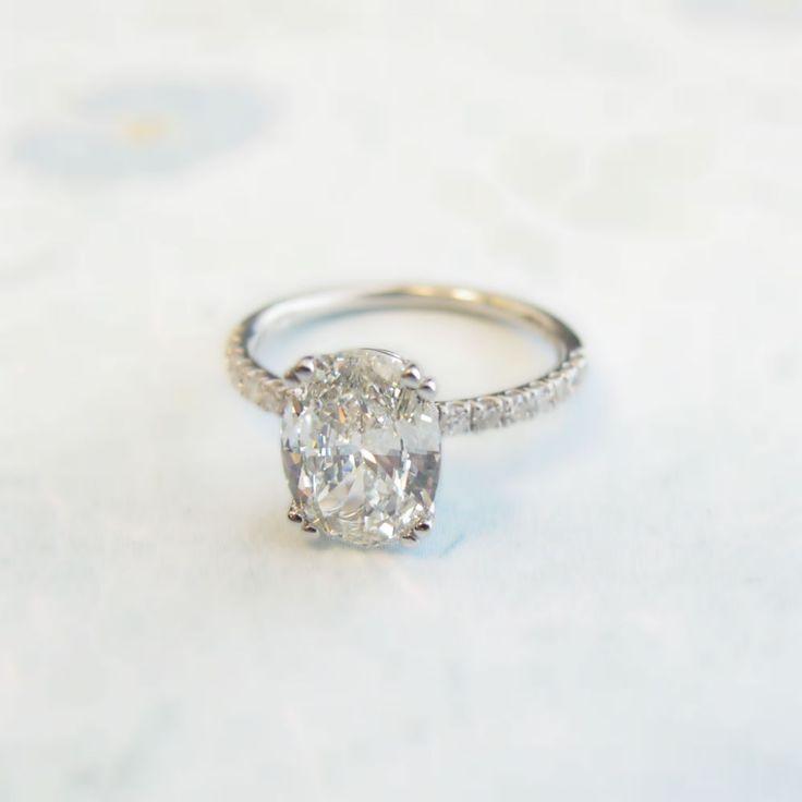 227 best Bridal images on Pinterest Promise rings Engagement