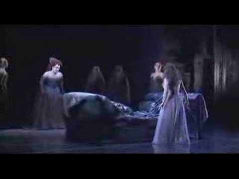 "Magic Flute, ""Queen of Night.""  Performed at Royal Opera House in London, by Diana Damrau."