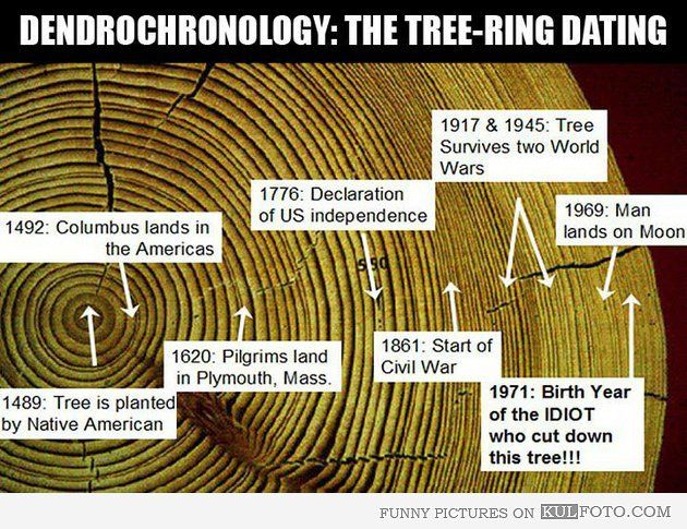 from Jose dendrochronology of tree ring dating