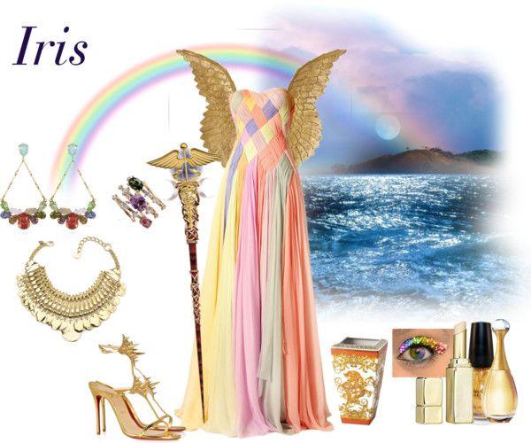 Iris: The Greek Goddess