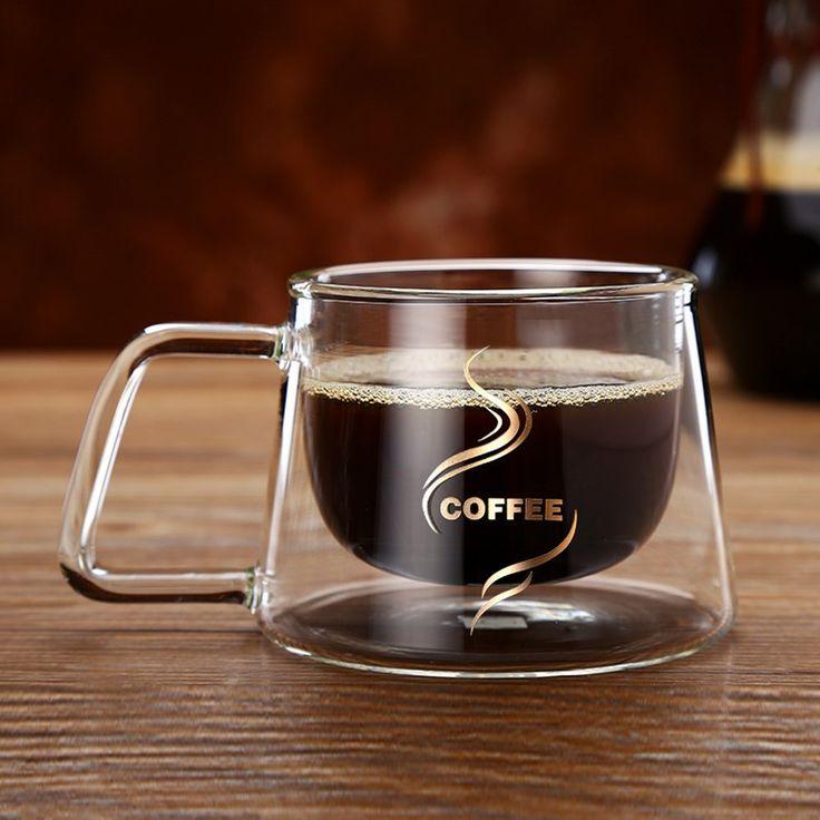 Flash Varano Double Wall Insulated Coffee Mug With Handle