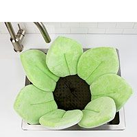 Blooming Bath Plush Baby Bath - Green