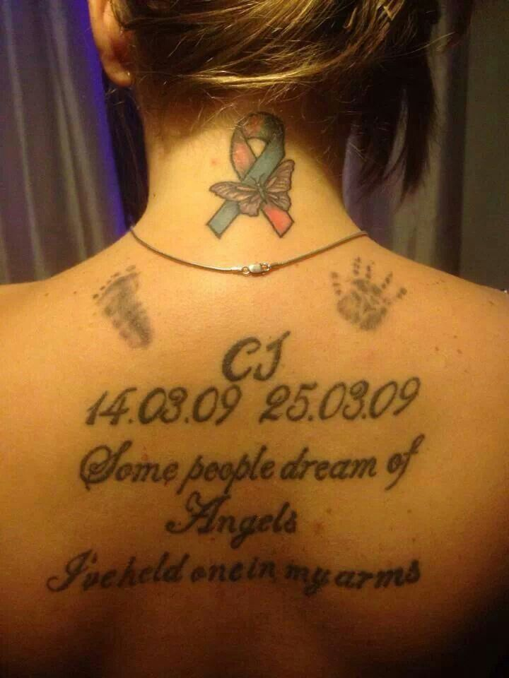 Baby Loss Tattoo Quotes QuotesGram