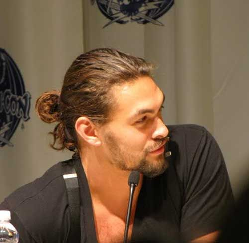 The 25 best men ponytail ideas on pinterest male long mens ponytail hairstyle urmus Gallery