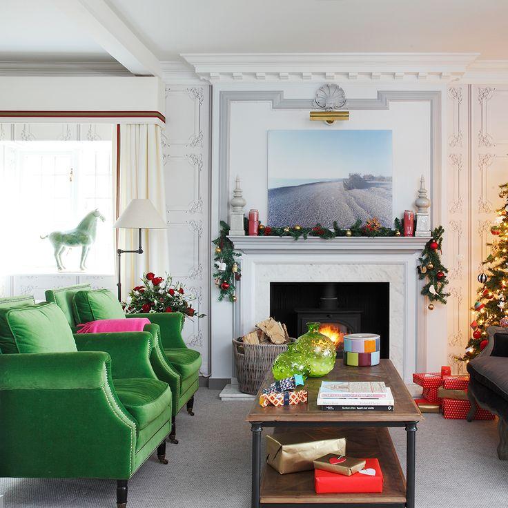 Alwinton Corner Sofa Handmade Fabric Christmas Living RoomsRoom