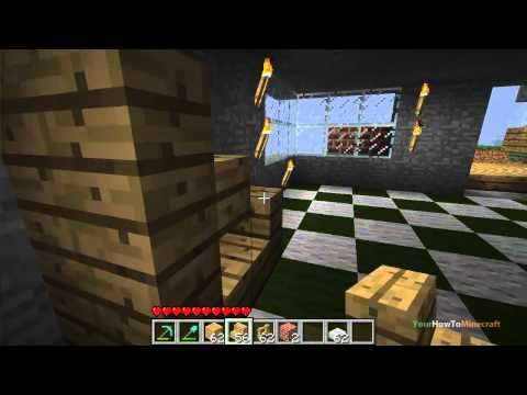 Furniture Ideas (Tutorial) :: Minecraft Beta (1.7)1.8