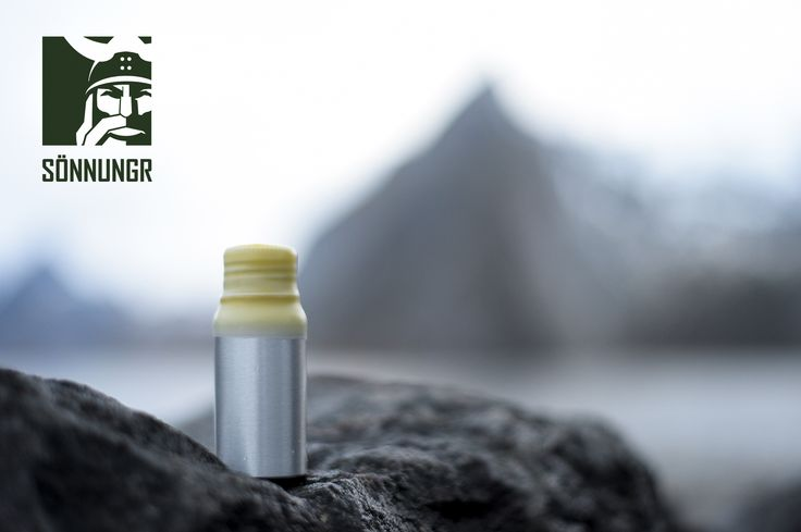 100% Natural Viking Beard Oil born in the northern wilderness of Lofoten, Norway. :
