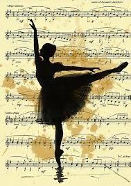 Resultado de imagen para ballet tumblr dibujos