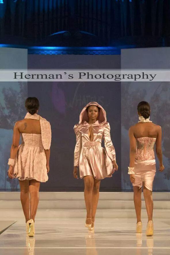 Brenda Waring Fashion Show. Whatevs designs