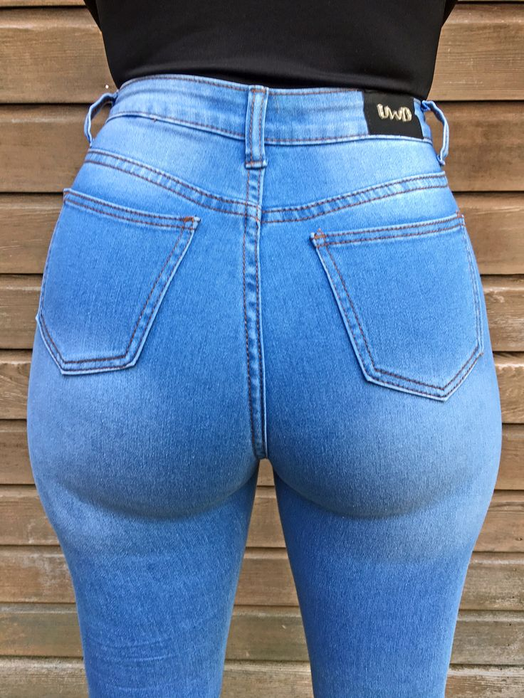 Tabita Fix - wearing my new light blue jeans