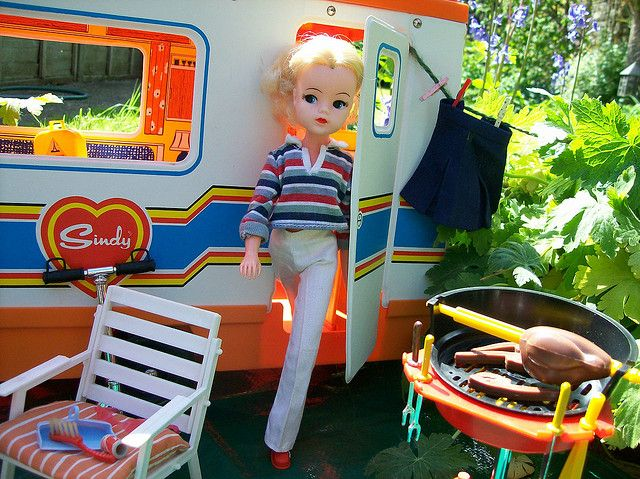 Sindy and her Caravan | Flickr - Photo Sharing!