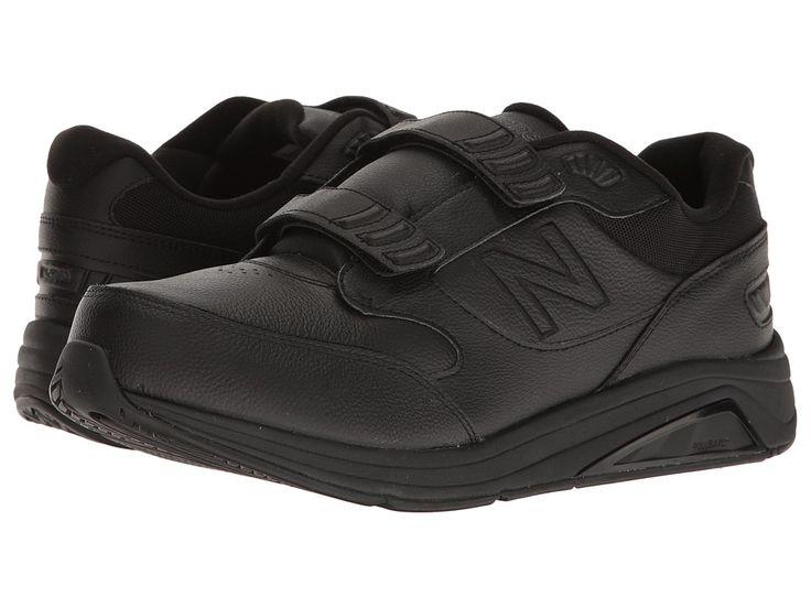 New Balance MW928v3 Men's Walking Shoes Black/Black