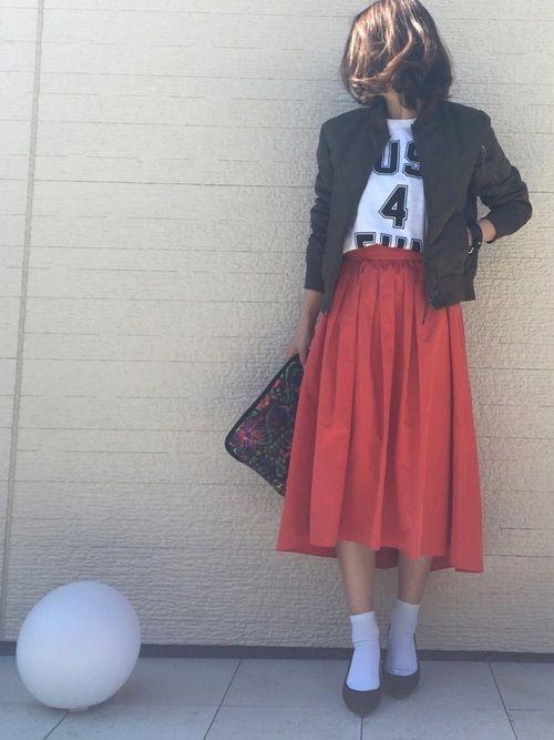 PLSTのブルゾンを使ったMmのコーディネートです。WEARはモデル・俳優・ショップスタッフなどの着こなしをチェックできるファッションコーディネートサイトです。