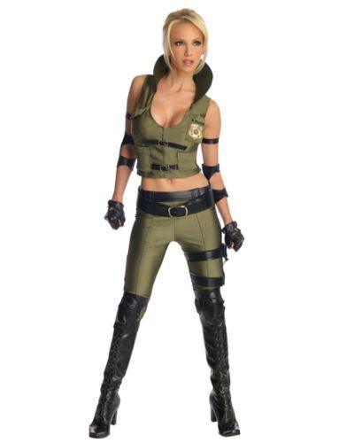Sonya Blade Costume