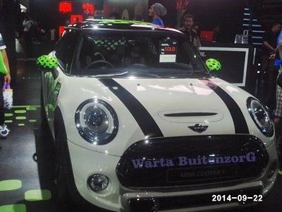 New Mini Produk Terbaru dari Mini Cooper Indonesia
