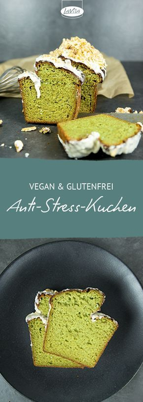 Gesunder Anti-Stress-Kuchen