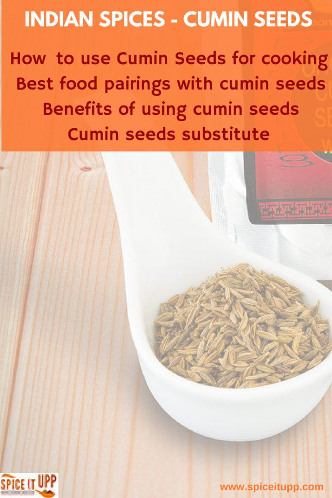 Indian Spices - Cumin seeds