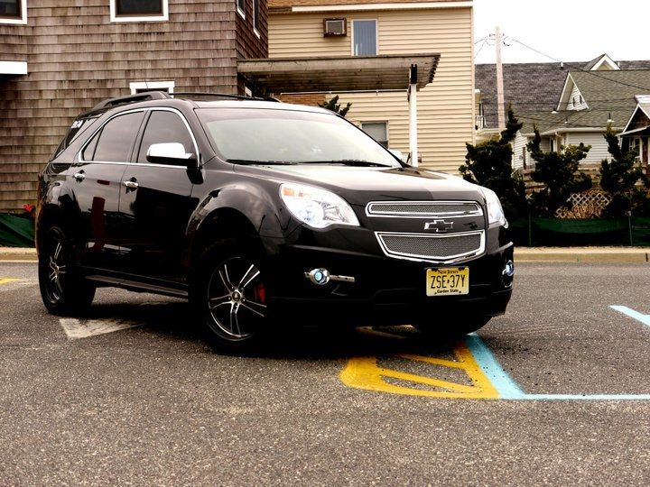chevy equinox with rims - Google Search