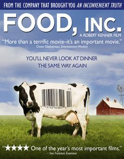 The foremost documentary on our food system.  **Also available on netflix