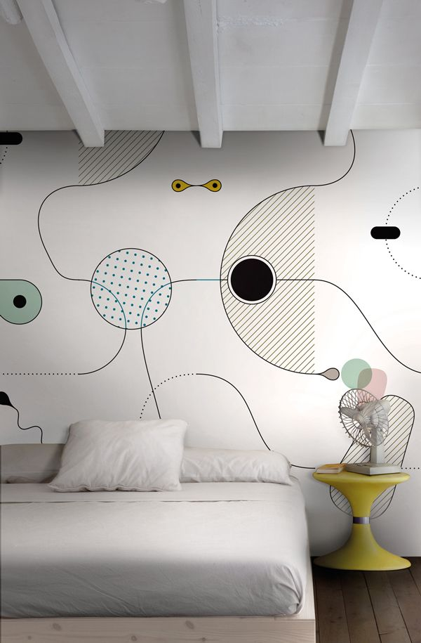 TEXTURAE design Paolo Giacomazzi + Philippe Tabet www.paologiacomazzi.com Wallpaper design for Texture. 2016   With Philippe Tabet