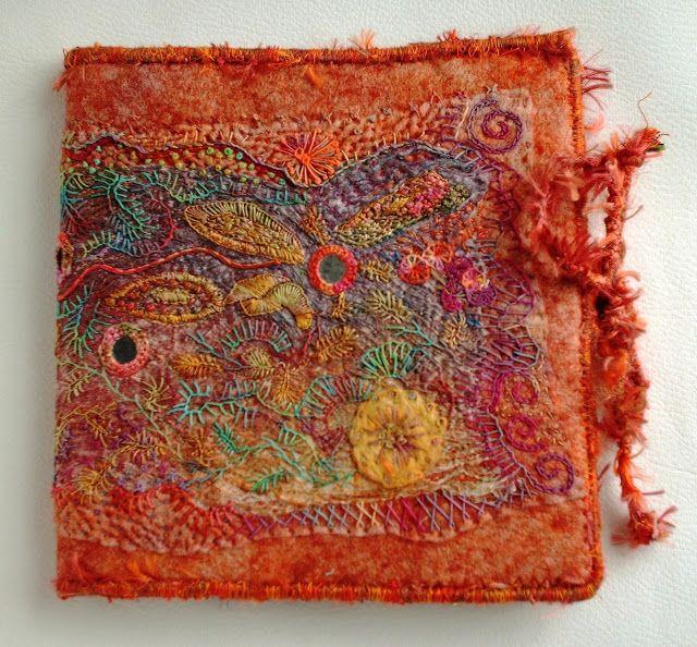 Textiles Adventures: January 2011