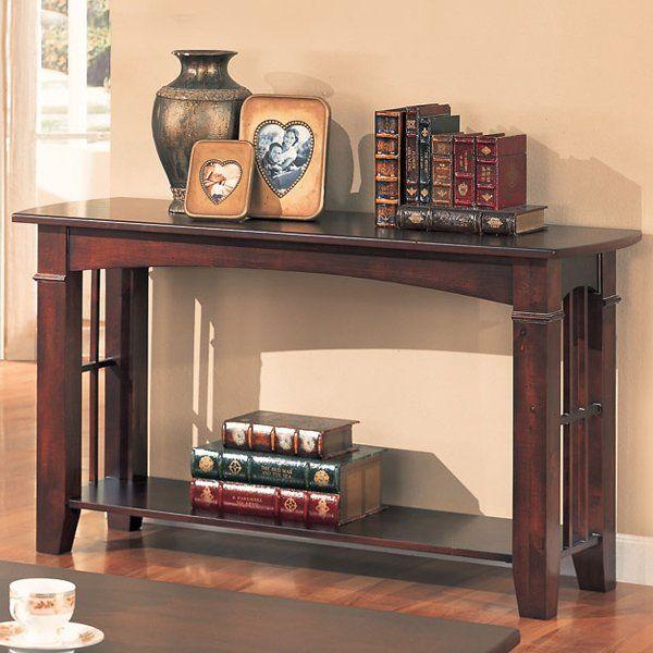 Coaster Fine Furniture 700009 Sofa Table - Home Furniture Showroom