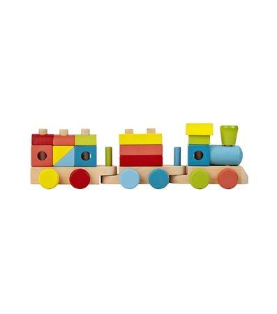 HEMA houten vormentrein – en eigenlijk al het houten HEMA-speelgoed :-)