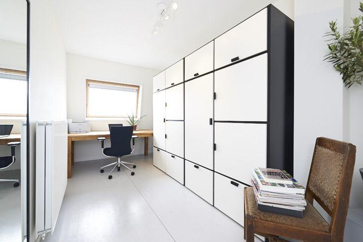 Vastgoed fotograferen met werkkamer in Amsterdam | tobiasmedia.nl