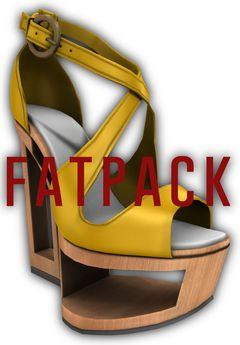 .Renegade. Helix Strap Platforms (Fat Pack) - 3 Exclusive Colors