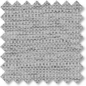 Møbelvare groft vævet  Lys kitgrå