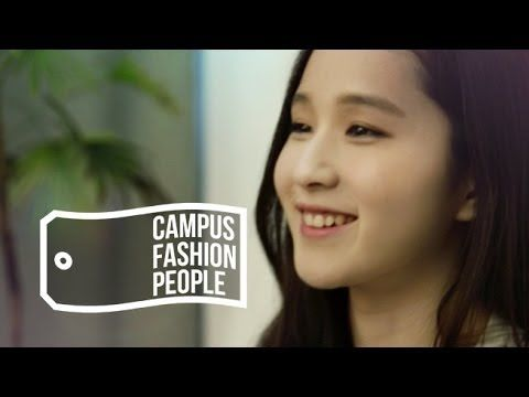 Kim Eun-seo majoring French on HUFS has a pure student like innocent attractive point.  Eun-seo shows her know-how to be a queen wherever you go.  She introduces you to three different kinds of style to be a May Queen