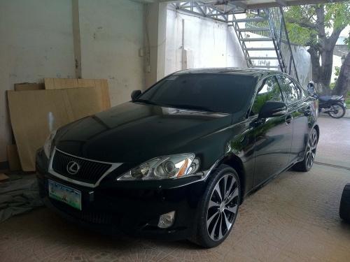 For Sale 2009 Lexus IS300 Automatic more info please visit http://www.autotrade.com.ph/carsforsale/2009-lexus-is300-automatic/