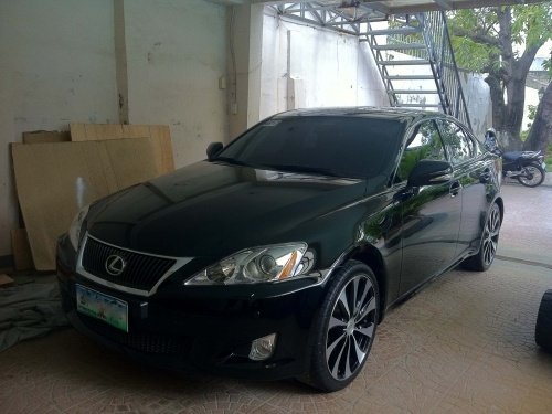 For Sale 2009 Lexus IS300 Automatic more info please visit http://www.autotrade.com.ph/carsforsale/2009-lexus-is300-automatic/