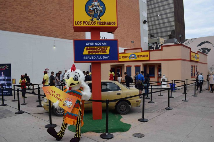 Los Pollos Hermanos I Austin I Better Call Saul I AMC