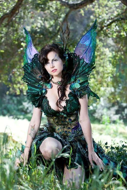 Woodland Fairy Cosplay (01)