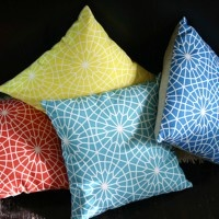 Fez pillows from Xavier & Me. On sale, too!